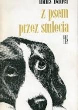 Okładka książki z psem przez stulecia
