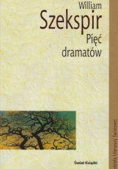 Okładka książki Pięć dramatów