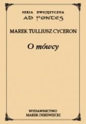 Okładka książki O mówcy