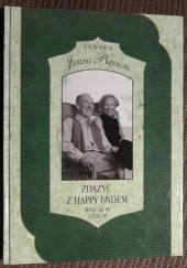 Okładka książki Zdążyć z happy endem. Memuarów część III Jeremi Przybora