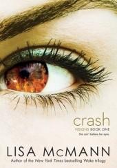 Okładka książki Crash Lisa McMann