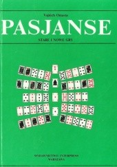 Okładka książki Pasjanse. Stare i nowe gry Vojtech Omasta