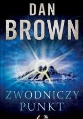 Okładka książki Zwodniczy punkt Dan Brown