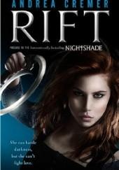 Okładka książki Rift Andrea Cremer