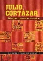 Okładka książki Niespodziewane stronice Julio Cortázar