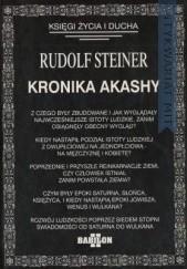 Okładka książki Kronika Akashy Rudolf Steiner