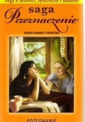 Okładka książki Pożegnanie Inger Harriet Hegstad