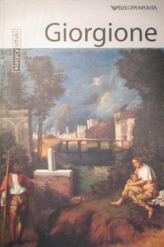 Okładka książki Giorgione Alessandra Fregolent