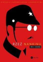Okładka książki Rzeź Nankinu Iris Chang