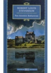 Okładka książki Pan dziedzic Ballantrae Robert Louis Stevenson