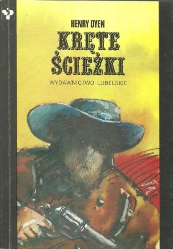 Okładka książki Kręte ścieżki
