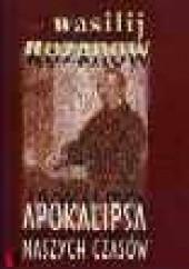 Okładka książki Apokalipsa naszych czasów
