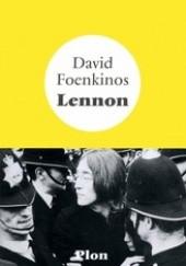 Okładka książki Lennon David Foenkinos