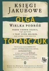 Okładka książki Księgi Jakubowe Olga Tokarczuk