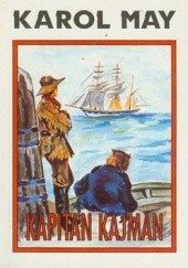 Okładka książki Kapitan Kajman Karol May