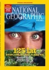 Okładka książki National Geographic 01/2013 (160) Redakcja magazynu National Geographic