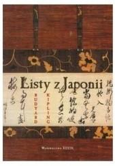 Okładka książki Listy z Japonii Rudyard Kipling