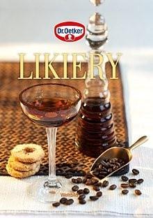 Okładka książki Likiery August Oetker