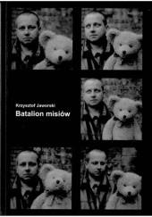 Okładka książki Batalion misiów Krzysztof Jaworski