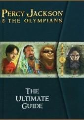 Okładka książki The Ultimate Guide Rick Riordan