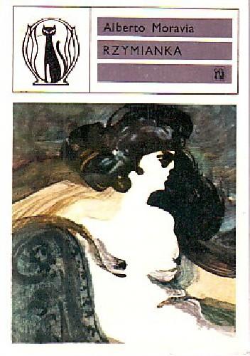 Znalezione obrazy dla zapytania Alberto Moravia : Rzymianka