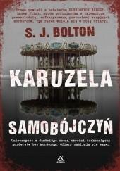 Okładka książki Karuzela samobójczyń Sharon Bolton