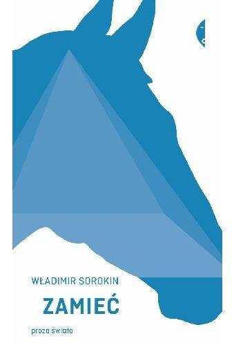 Okładka książki Zamieć Władimir Sorokin