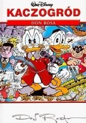 Okładka książki Kaczogród 4: Don Rosa Don Rosa