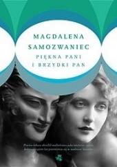Okładka książki Piękna pani i brzydki pan