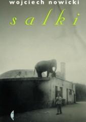Okładka książki Salki Wojciech Nowicki