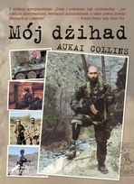 Okładka książki Moj dżihad Aukai Collins