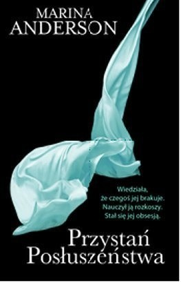 Okładka książki Przystań posłuszeństwa Marina Anderson