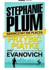 Okładka książki Przybić piątkę Janet Evanovich