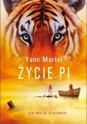 Okładka książki Życie Pi Yann Martel