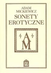 Okładka książki Sonety Erotyczne Adam Mickiewicz