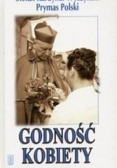 Okładka książki Godność kobiety Stefan Wyszyński