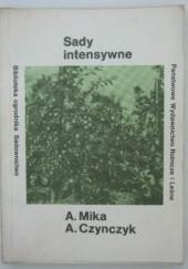 Okładka książki Sady intensywne