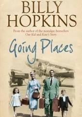 Okładka książki Going places Billy Hopkins