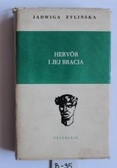Okładka książki Hervor i jej bracia Jadwiga Żylińska