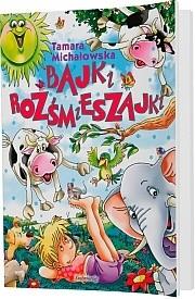 Okładka książki Bajki rozśmieszajki Tamara Michałowska