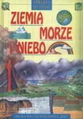 Okładka książki Ziemia, morze i niebo Jackie Gaff