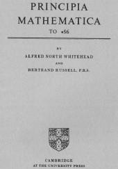 Okładka książki Principia mathematica Bertrand Russell,Alfred N. Whitehead