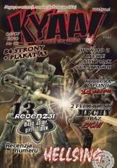 Okładka książki Kyaa! nr 10 Redakcja magazynu Kyaa!