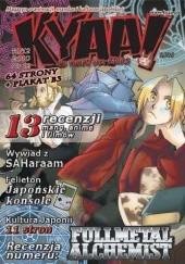 Okładka książki Kyaa! nr 12 Redakcja magazynu Kyaa!