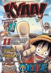 Okładka książki Kyaa! nr 14 Redakcja magazynu Kyaa!