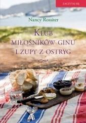 Okładka książki Klub miłośników ginu i zupy z ostryg Nancy Rossiter