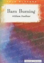 Okładka książki Barn Burning William Faulkner