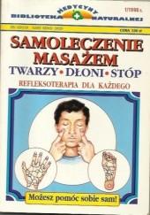 Okładka książki Samoleczenie masażem Bożena Mazur