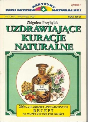 Okładka książki Uzdrawiające kuracje naturalne