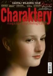 Okładka książki Charaktery, nr 1 / 2013 Redakcja miesięcznika Charaktery